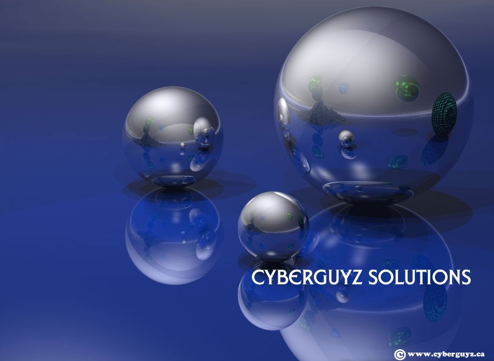 Welcome To Cyberguyz Solutions Inc Toronto S Premier Web